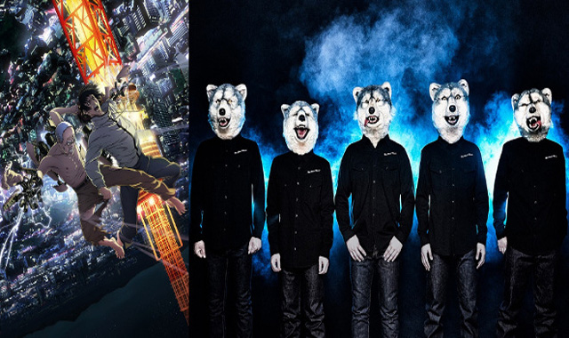 MyHero MAN WITH A MISSION